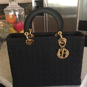 Christian Dior Paris handbag